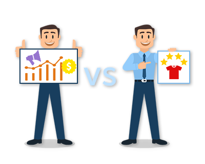 PR vs Marketing: What's the Difference (Infographic 2019)
