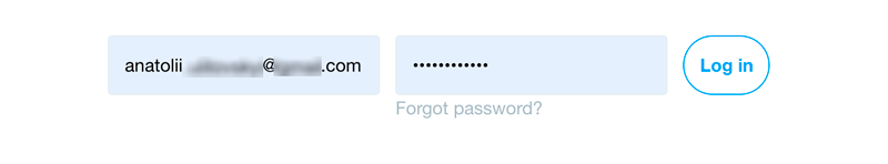 Cookies will remind you of your login and password