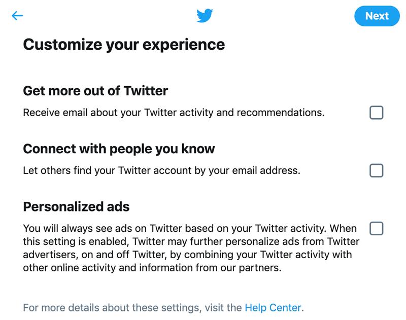 Customization and personalization of ads