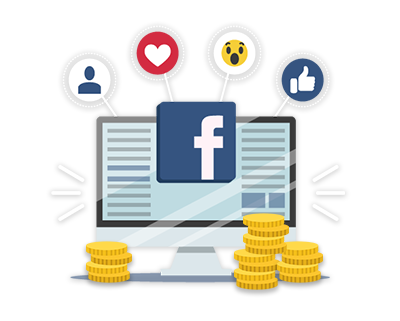 How Does Facebook Make Money? (Infographic 2019)