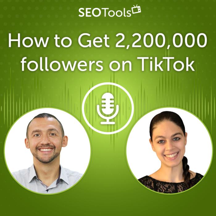 How to Get 2,200,000 followers on TikTok | Podcast #8