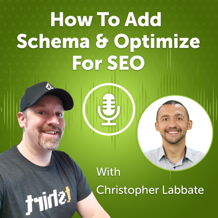 How To Add Schema & Optimize For SEO (Episode #38)